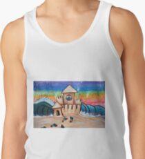 Hippie Sand Castle Tank Top