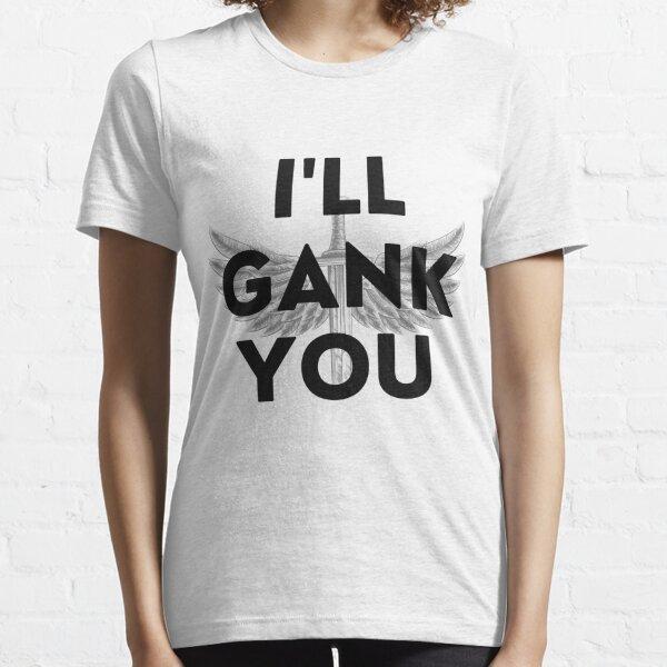 Supernatürlich, ich renne, dass du Kultur gankst Essential T-Shirt