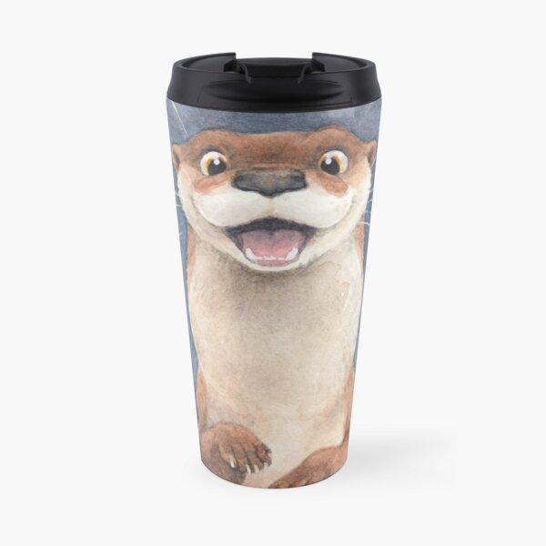 Otter! Travel Mug