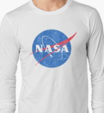 Vintage NASA Long Sleeve T-Shirt