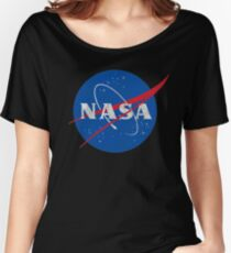 Vintage NASA Women's Relaxed Fit T-Shirt