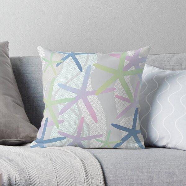 Original starfish design Throw Pillow