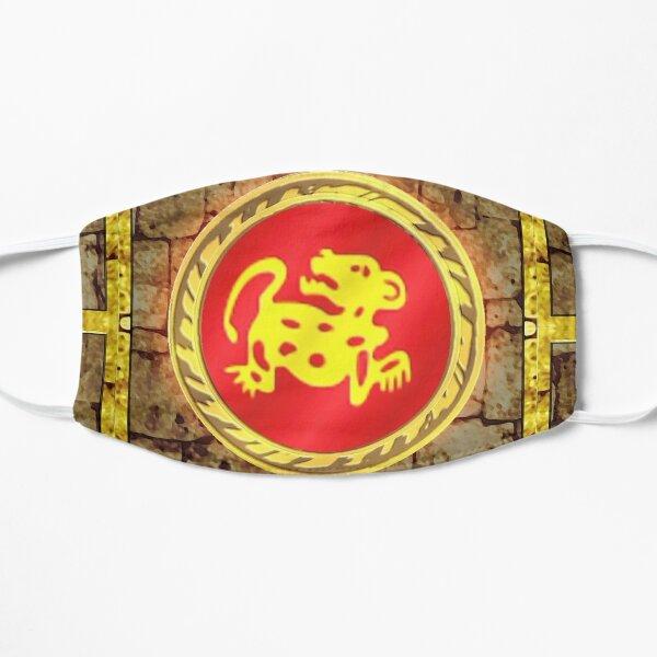 Legends of the Hidden Temple Set : Red Jaguar Flat Mask