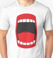 big open mouth   T-Shirt