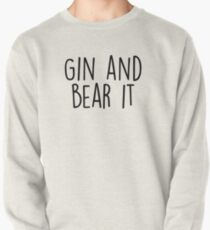 Gin and Bear it Pullover