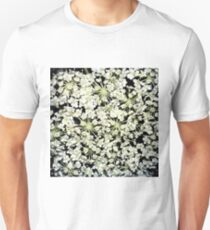 White Wildflowers T-Shirt