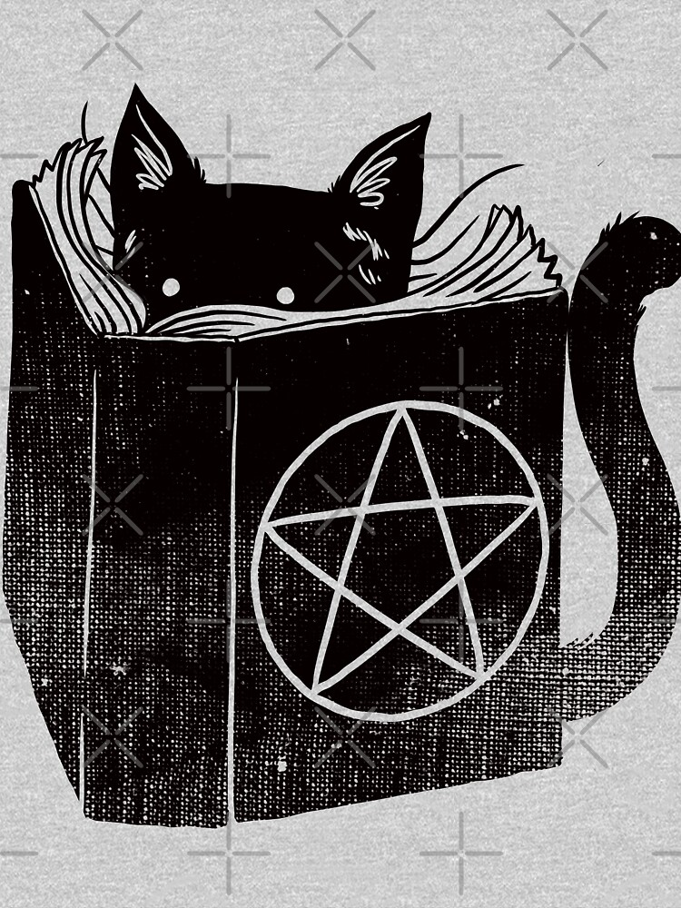 Witchcraft cat - Blue by tobiasfonseca