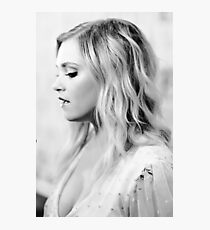 Eliza Taylor - Comic Con - The 100 Poster Photographic Print