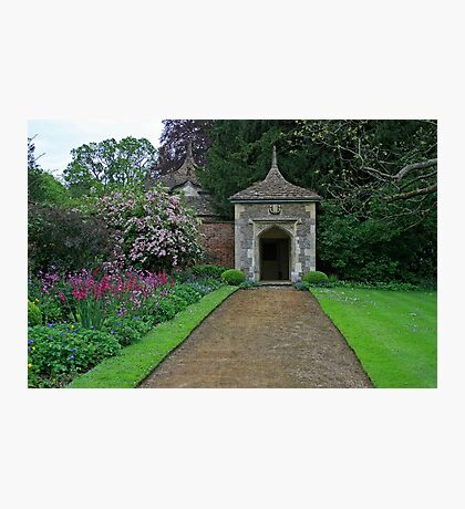 Corsham Court Gardens Photographic Print