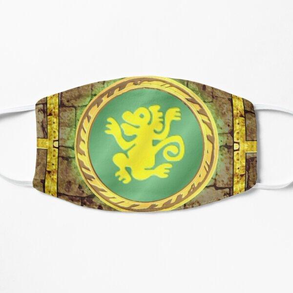 Legends of the Hidden Temple Set : Green Monkeys Flat Mask