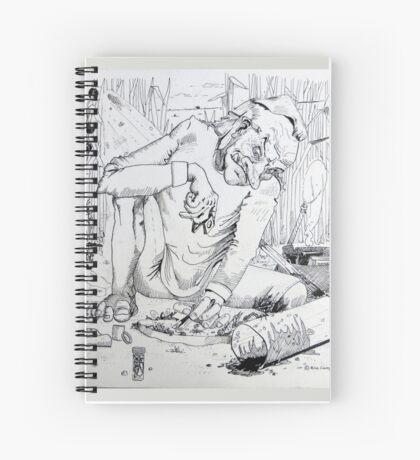 Entomologist Spiral Notebook