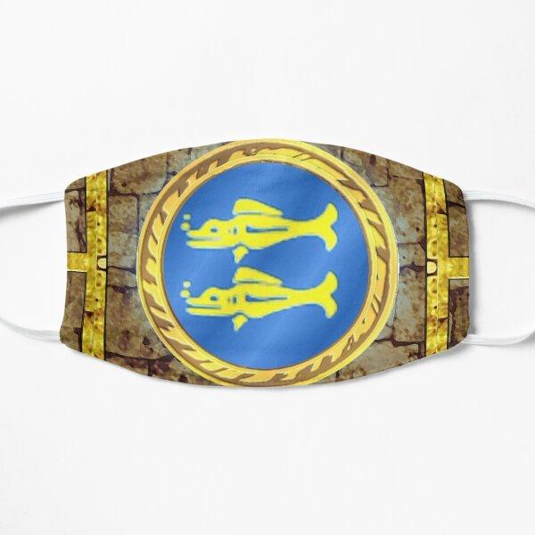 Legends of the Hidden Temple Set : Blue Barracudas Flat Mask