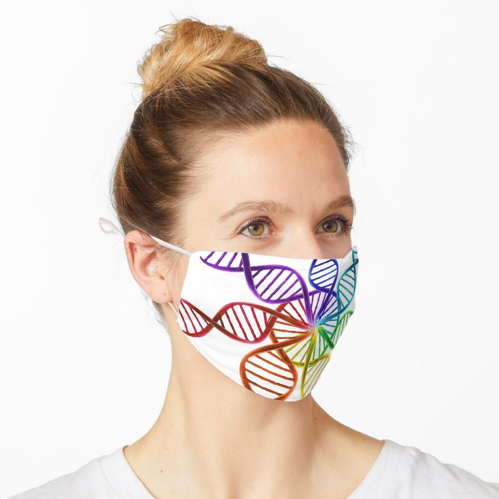 DNA Chakra Circle of Life Mask