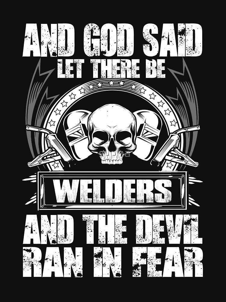 Awesome Funny T Shirt Design Fire For Welder And More T Shirt By
