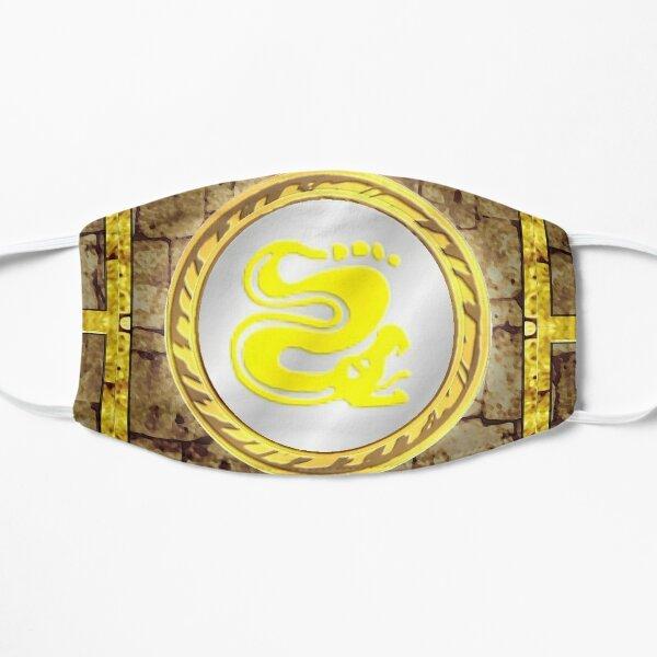 Legends of the Hidden Temple Set : Silver Snakes Flat Mask