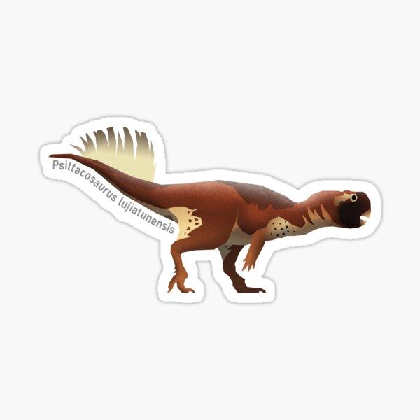 Psittacosaurus lujiatunensis Sticker