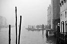 A Foggy Day in Venice by Tiffany Dryburgh