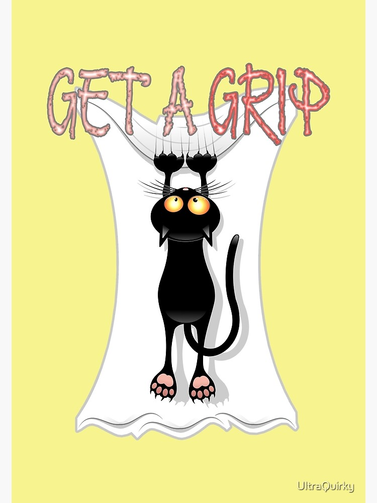 Get a Grip by UltraQuirky
