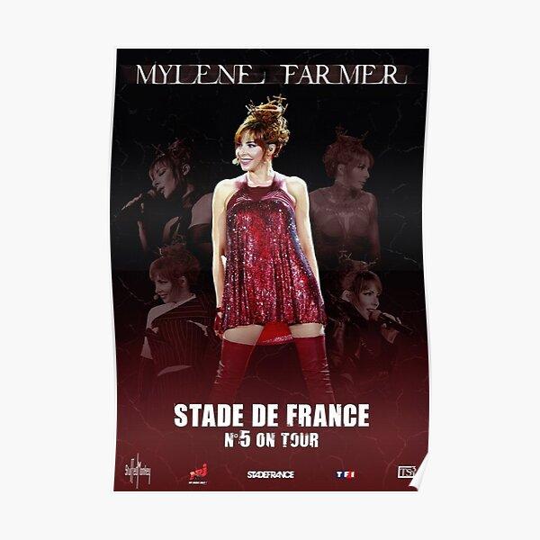 Mylène Farmer - Stade de France Poster