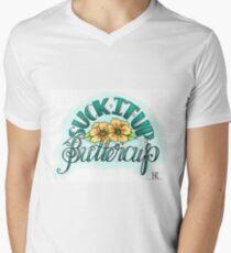 Suck It Up Buttercup Men's V-Neck T-Shirt