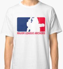 Major League Archers Classic T-Shirt