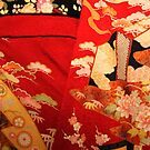 The red kimono 2 by Jenny Hall