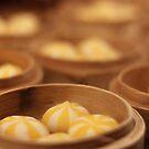 Stripey dumplings by Jenny Hall