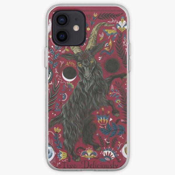 Black Phillip iPhone Soft Case