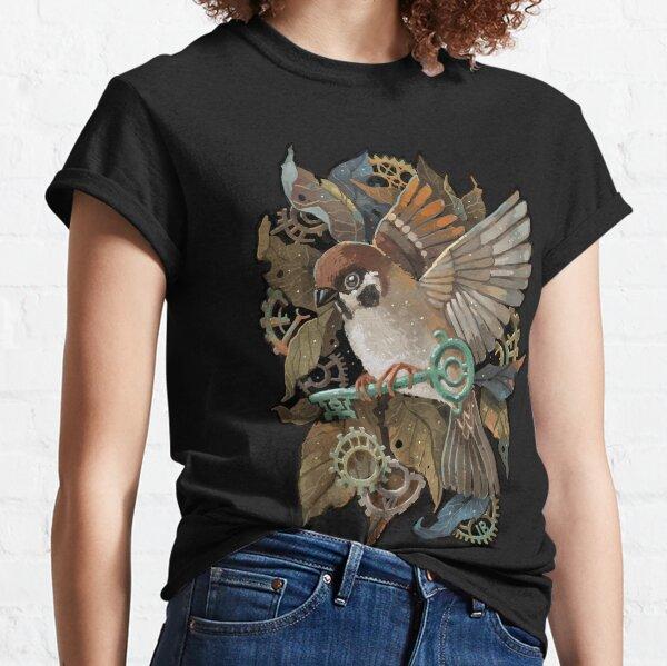 Uhrwerk Spatz Classic T-Shirt