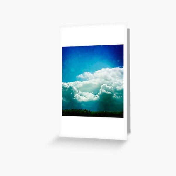 Dutch clouds #2 Greeting Card