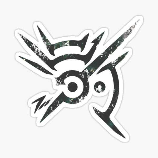 Dishonored - Mark of the Outsider Sticker