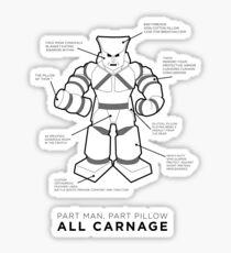 Pillowman | Community Sticker