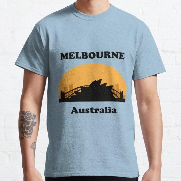 Sydney Tourist, Melbourne Clueless Classic T-Shirt