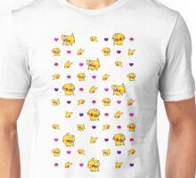 Pika Technicolor Poke-Pattern Unisex T-Shirt