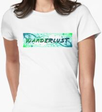 Wanderlust  - Outdoors Travel & Eco Tourism .  T-Shirt