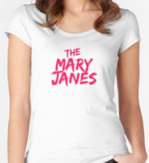 The Mary Janes Women's Fitted Scoop T-Shirt