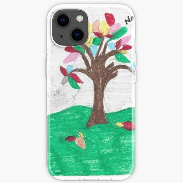 Leaf Delight by Noel  iPhone Soft Case