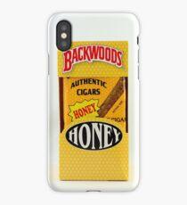 Backwoods Cigars iPhone Case/Skin