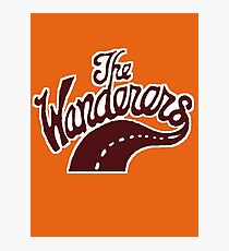 Wanderers forever! Photographic Print