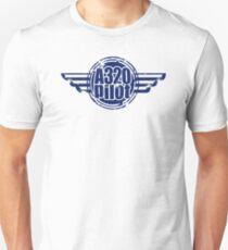 A320 Pilot Unisex T-Shirt