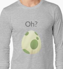 fcc94001394 Pokemon Egg Hatching Long Sleeve T-Shirt