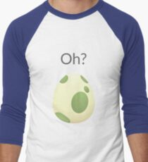 Pokemon Egg Hatching Men's Baseball ¾ T-Shirt