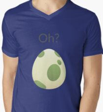 Pokemon Egg Hatching Men's V-Neck T-Shirt