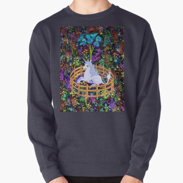 The Last Unicorn in Captivity Pullover Sweatshirt