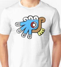 Agua Aztec Symbol Unisex T-Shirt