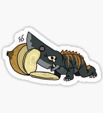Guiron Sticker Sticker