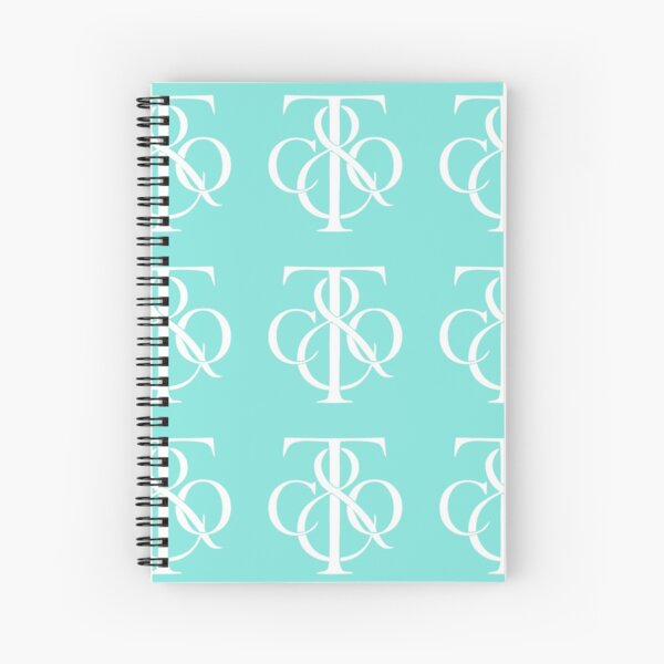 Tiffany and Co -  What more is there to say? Spiral Notebook
