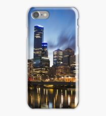 Melbourne Cityscape iPhone Case/Skin