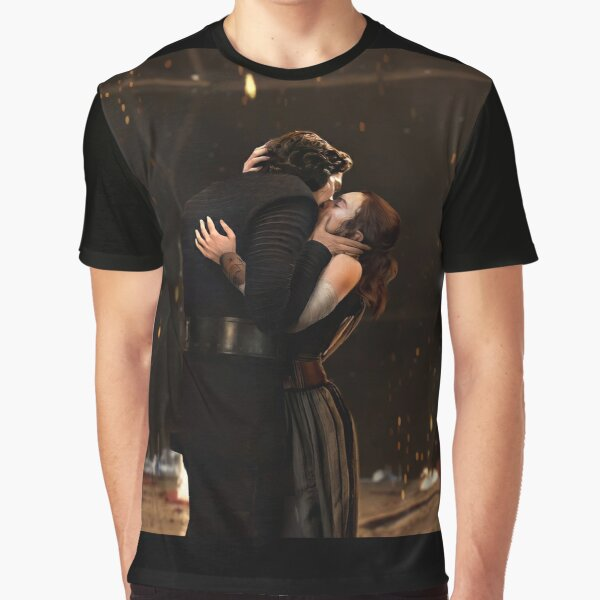 Throne Room Kiss Graphic T-Shirt