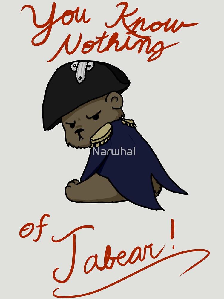 You know nothing of Jabear | Unisex T-Shirt